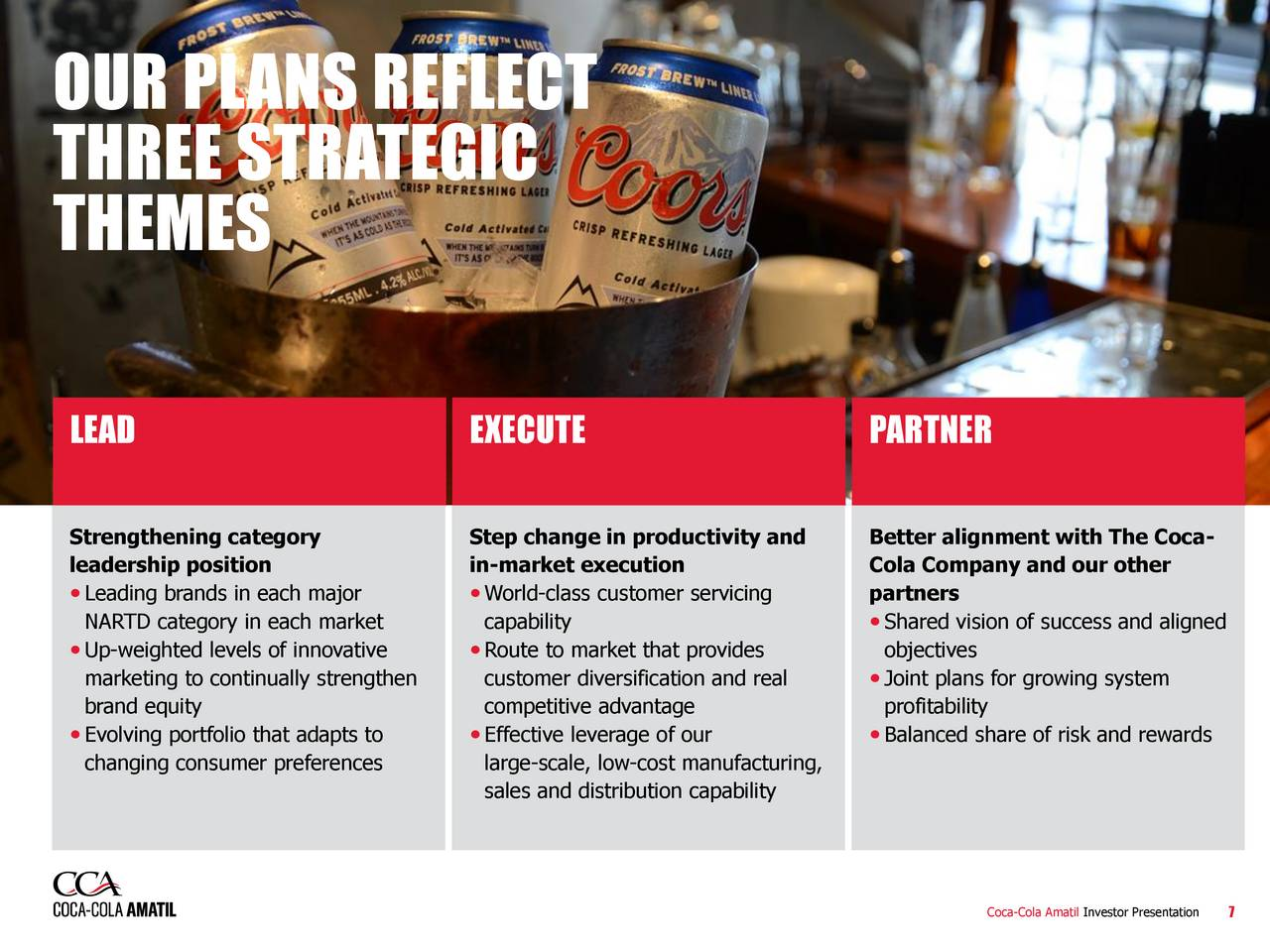 coca cola amatil ltd largest company in Limited advancement frequent relocation discourages out of the box thinking   the coca-cola company reaches customers through the largest beverage.