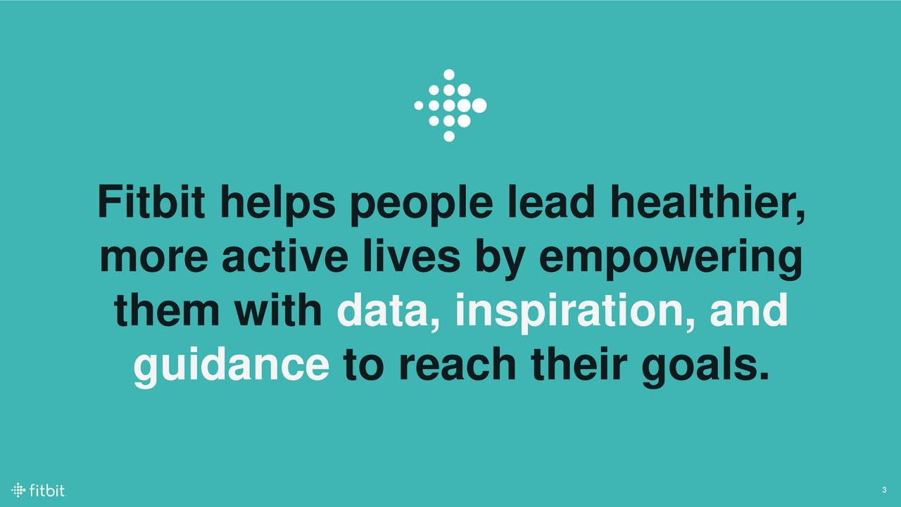 more active lives by empowering them with data, inspiration, and guidance to reach their goals.